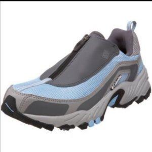Columbia MT. Hoody walking hiking trail shoes